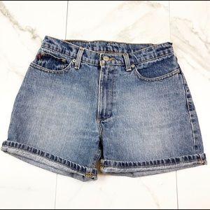 Ralph Lauren• Vintage Weekender Denim Shorts